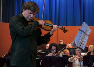 Konzert 2017: Ludwig van Beethoven: Romanze für Violine und Orchester in F-dur op. 50 und G-dur op. 40 (Thorsten Hamann)